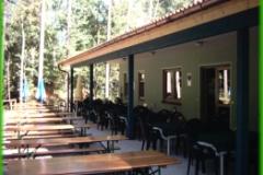 Vereinsheim Außenbereich